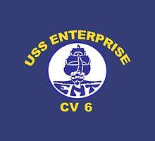 USS Enterprise CV-6 Crest for Dark Colors Classic T-Shirt