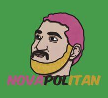 Novapolitan One Piece - Short Sleeve