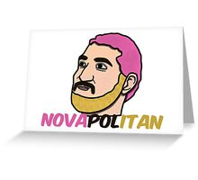 Novapolitan Greeting Card