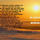 In Loving Memory by Susan Blevins