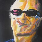 Pastel drawing of Jack Nicholson. by Chris-Hayes