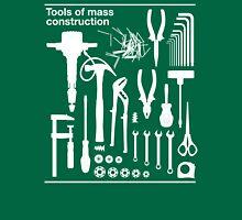 Tools of Mass Construction Unisex T-Shirt