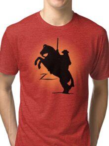 zorro t-shirt Tri-blend T-Shirt