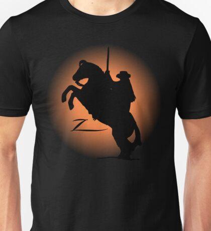 zorro t-shirt Unisex T-Shirt