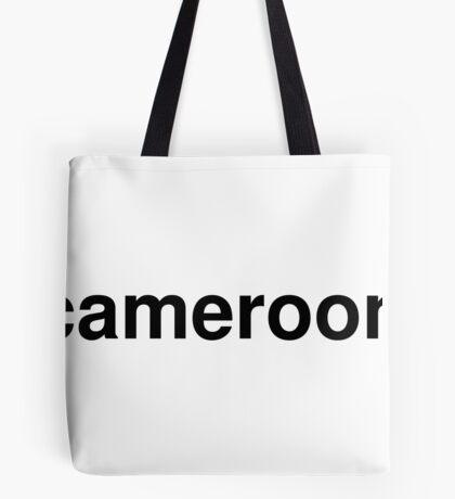 cameroon Tote Bag