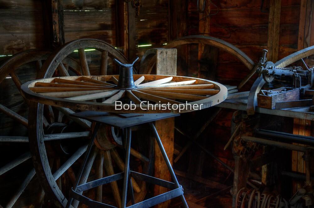 Wheeler Dealer by Bob Christopher