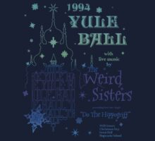 Weird Sisters - Yule Ball Gradient by Mouan