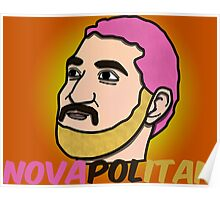 Novapolitan Background Poster