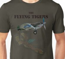 The Flying Tigers Unisex T-Shirt
