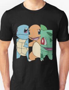 Pick Your Starter Pokemon T-Shirt