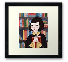 Precious Things Framed Print