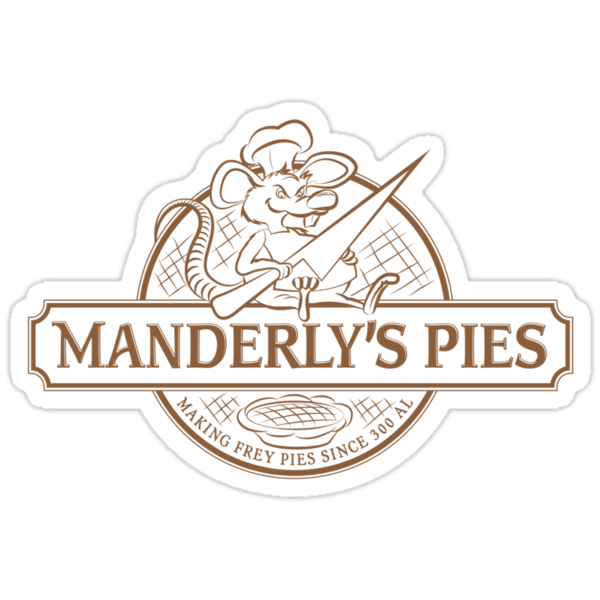 Manderly's Pies by JenSnow