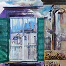 Untitled 2- (città Toscana) by Richard Sunderland