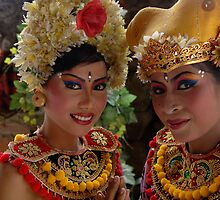 Bali Beauties by Bob Christopher