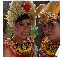 Bali Beauties Poster
