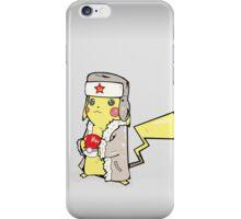Soviet Pikachu v.1 iPhone Case/Skin