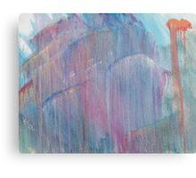 Macabre Dream - Oil Painting Canvas Print