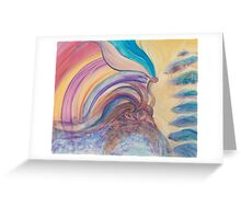 Ethereal Dream - Oil Painting Greeting Card