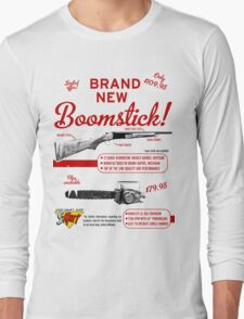 The brand new Boomstick Long Sleeve T-Shirt