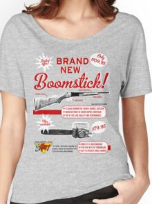 The brand new Boomstick Women's Relaxed Fit T-Shirt