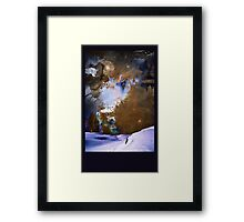 Directing Reality Framed Print