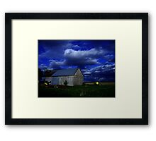 Equipment ! Framed Print