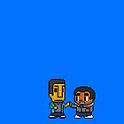 8 bit Team Trobed C by albertot