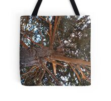 Mighty Cypress Tote Bag