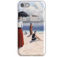 Atlantic City Beach iPhone Case/Skin