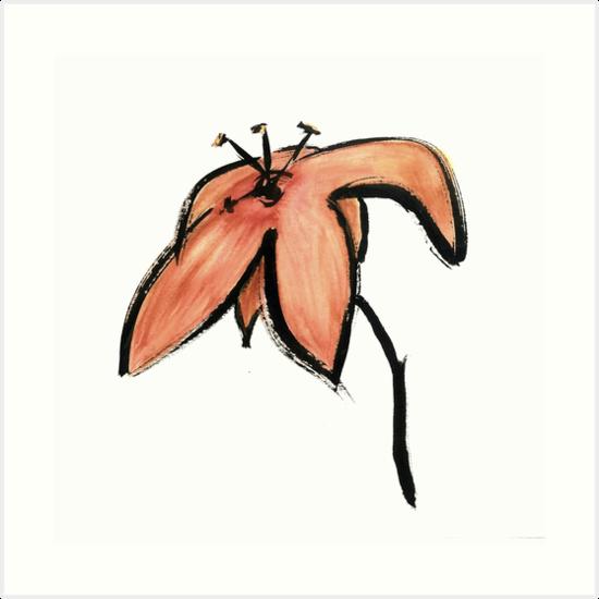 bloom ~ haiga XIV by dthaase