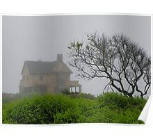 House in the Fog Poster