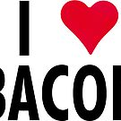 I Heart Bacon!! by Bobgoblin32