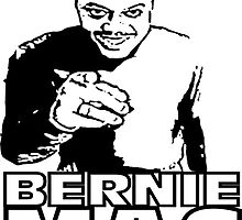 bernie mac by dirtycitypigeon