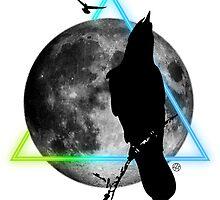 Lunar Geometry by siriusgrafik