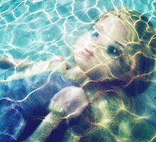 Underwater (Kid Art) by Beth Thompson