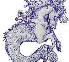 SeaHorse by Muninn