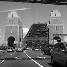 Sydney Harbour Bridge 2 by Wayne  Nixon