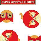 Sticker Sheet: Fiasco by Ive Sorocuk