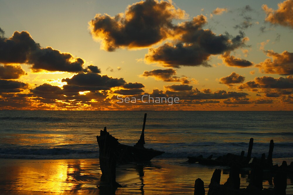 Glorious and Golden Morning by Sea-Change