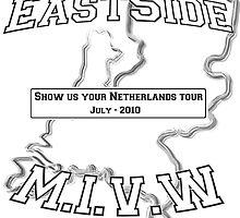 MIVW Sticker by Eastsidevw
