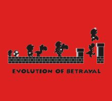 Evolution of Betrayal by BanzaiDesigns