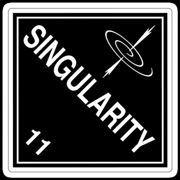 Singularity: Hazardous! by glyphobet