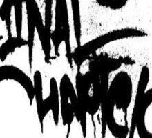 The Final Chapter (sticker) Sticker