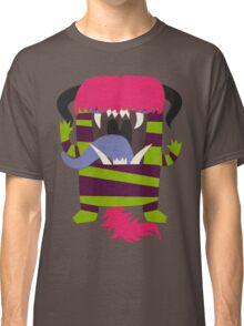 STRIPEY MONSTER!! Classic T-Shirt