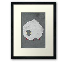 Shelgon Framed Print