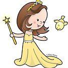 Little princess by Macy Wong