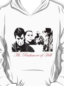 The Founding Fathers of Horror  T-Shirt