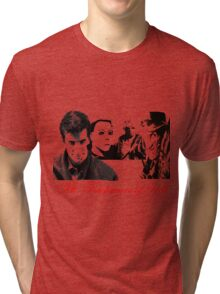 The Founding Fathers of Horror  Tri-blend T-Shirt