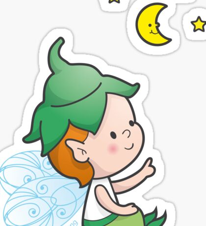 Little pixie Sticker