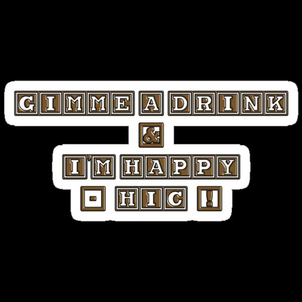 gimme - sticker by vampvamp